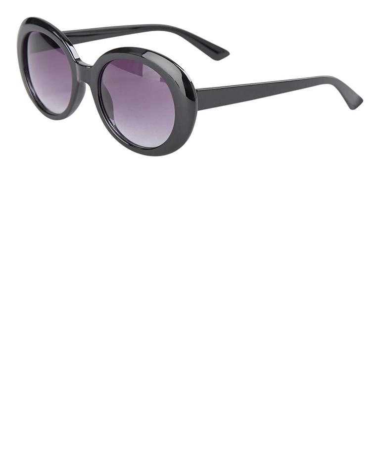 Sonnenbrille von Nümph in Schwarz